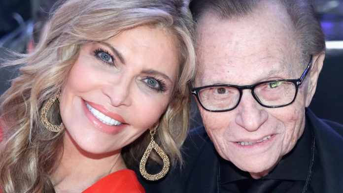 Larry King cut out wife Shawn Southwick King from his will