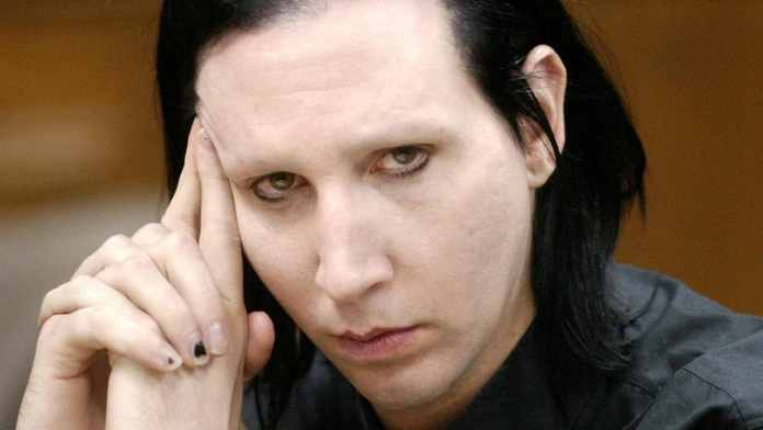 Marilyn Manson dropped by record label after Evan Rachel Wood abuse allegations