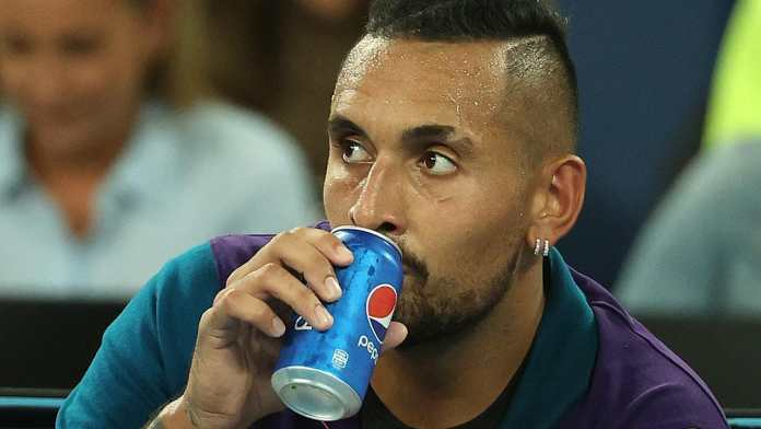 Nick Kyrgios Pepsi, Dominic Thiem result