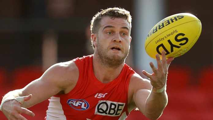Tom Papley says Lance Franklin could still play in Round 1