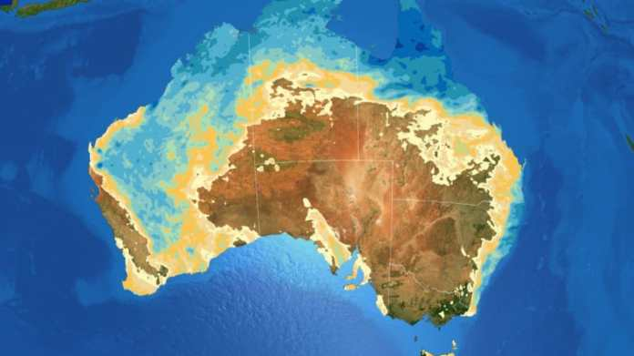 Wet, cooler in east; heatwave in south