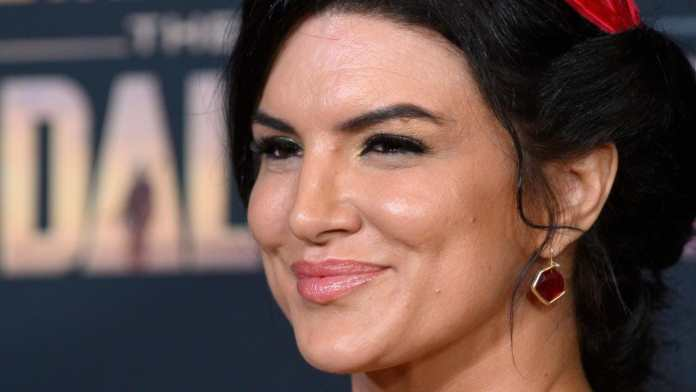 Why is Cancel Disney Plus trending after Gina Carano Star Wars firing