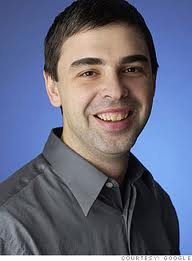 Biography Of Larry Page