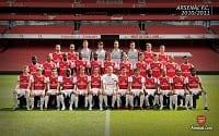 Profil Tim The Gunners Arsenal