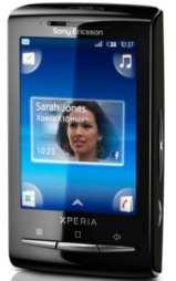 Spesifikasi Harga Sony Ericsson Xperia X10 Mini