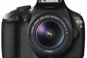 Spesifikasi Harga Canon EOS 1100D