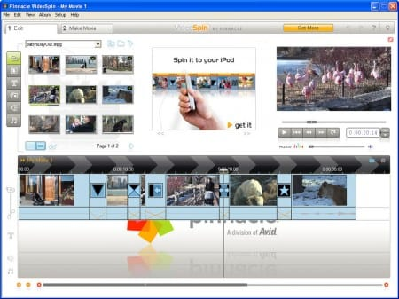 Video Editing Software Free Download