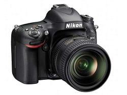 Kamera DSLR Full Frame Terbaru Nikon
