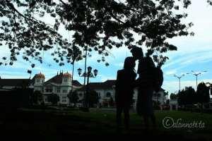 Siluet Yogyakarta