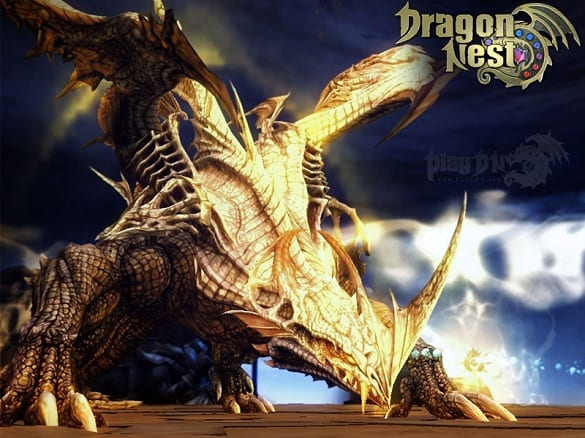 Guardian Guide For Desert Dragon Nest