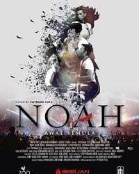 Review Film NOAH Awal Semula