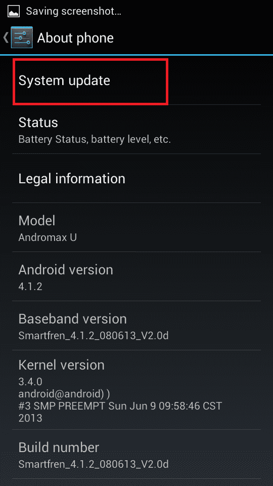 Jelly Bean di Andromax