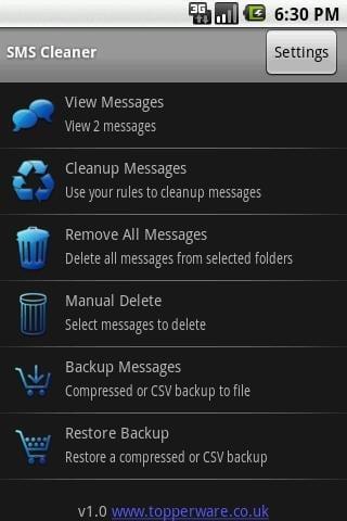 Notifikasi SMS yang Tak Kunjung Hilang
