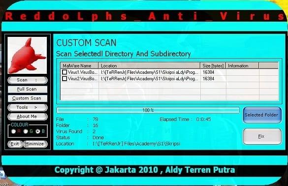 Custom Scan