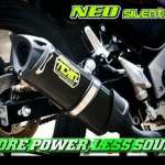 Review Knalpot Racing N0B1 di Honda Revo