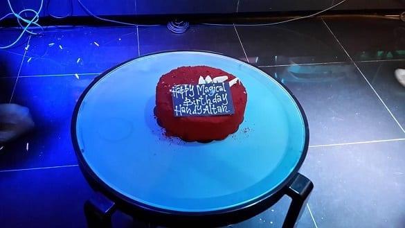 Happy Birthday Handy Altan