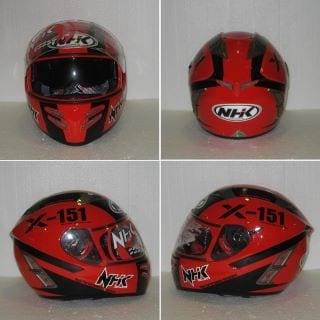 Helm Full Face atau Half Face?