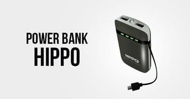 Power Bank Hippo