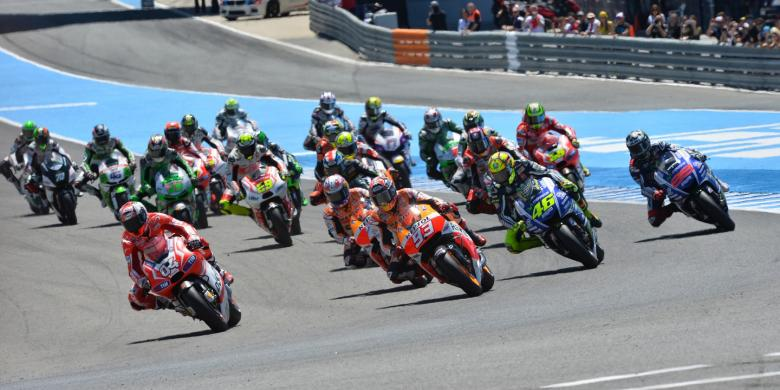 Preview MotoGP Jerez Spanyol 2015