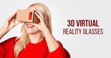 Cara Seru Nonton Video di Smartphone dengan 3D Virtual Reality Glasses