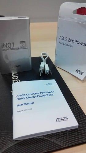 Power Bank ASUS Zenpower
