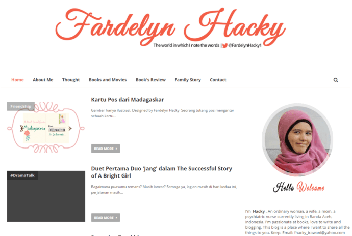 fardelynhacky