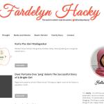 #DariMataGue Untuk Blog fardelynhacky.com