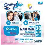 Main Mata di Acara CinemaJam Jakarta
