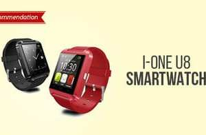 I-One U8 Smartwatch