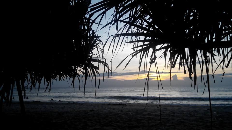 Sunset Pantai Sawarna
