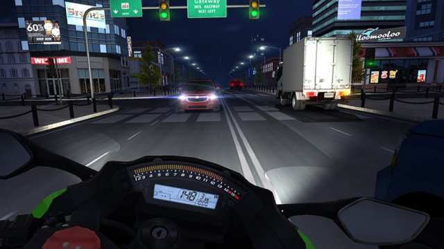 Review Traffic Rider