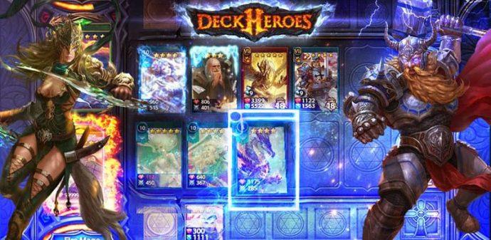 Game Deck Heroes