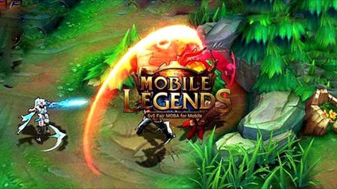 Game MOBA untuk Smartphone