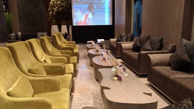 Plumeria Lounge Grand Mercure Kemayoran Jakarta