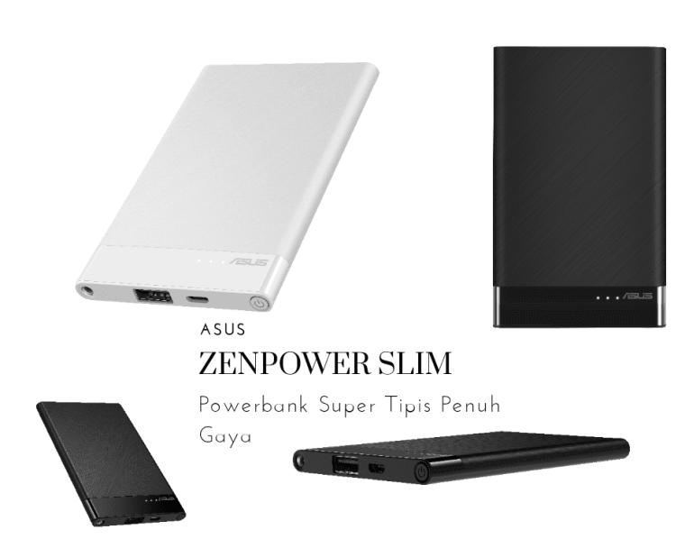 Powerbank Terbaru ASUS ZenPower Slim