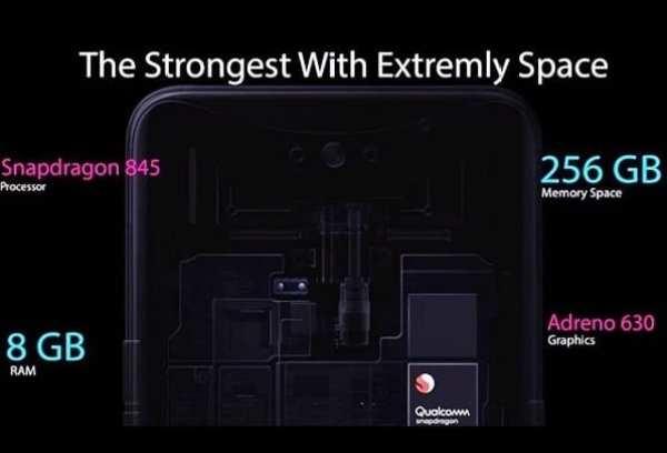 Kecanggihan OPPO Find X Spesifikasi