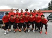 Equipo Caracas FC 2012 Inf. A