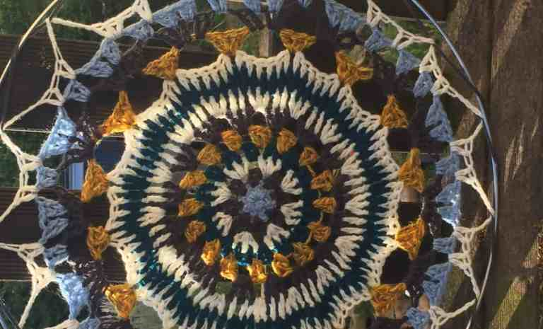 Mandala Madness in Chalabre