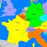 West Europe Political Map A Learning Family
