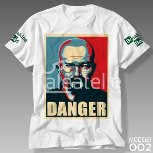 Camiseta Breaking Bad 002