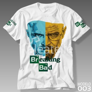 Camiseta Breaking Bad 003