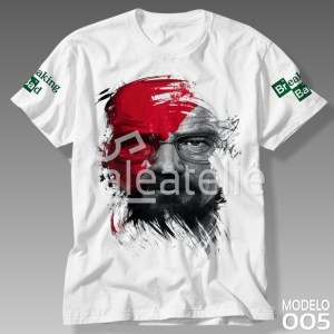Camiseta Breaking Bad Walter