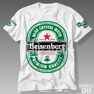 Camiseta Breaking Bad 011