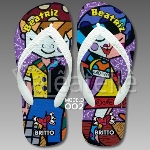 Chinelo Romero Britto 002