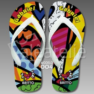 Chinelo Romero Britto 004