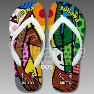 Chinelo Romero Britto 005