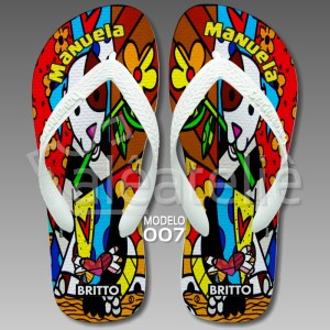 Chinelo Romero Britto 007