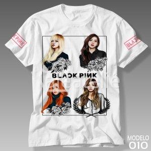 Camiseta Black Pink Jisoo