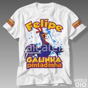 Camiseta Galo Carijó