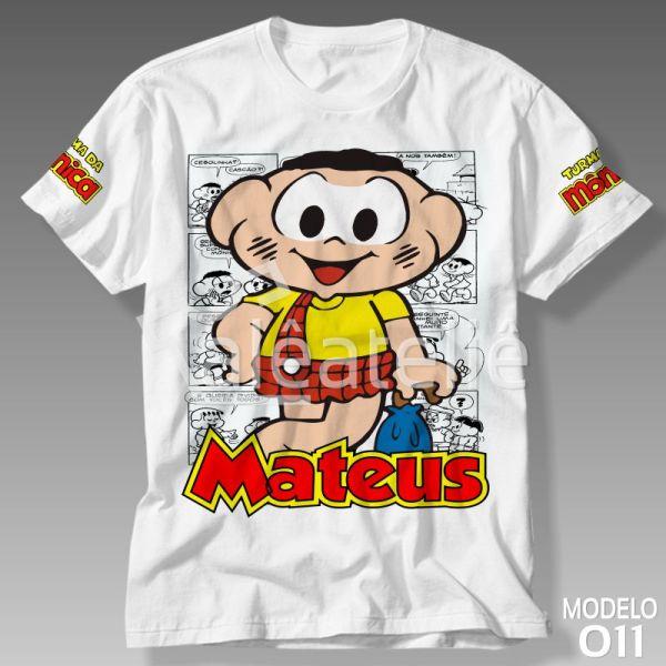 Camiseta Cascao